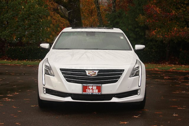 new 2018 cadillac ct6 3 0l twin turbo premium luxury sedan. Black Bedroom Furniture Sets. Home Design Ideas